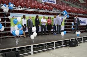 """Спортен шампионат за деца в риск се проведе с подкрепата на """"КТБ"""" АД"""
