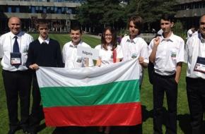 Български ученици – с 5 медала по физика в Дания