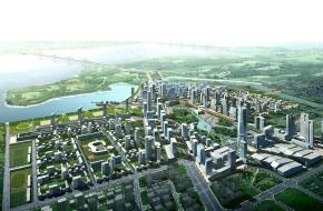 Специалният град за развиване на международен бизнес