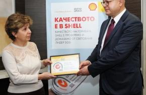 Мобилна лаборатория следи качеството на горивата на бензиностанции Shell