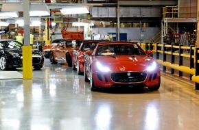 Автомобилни компании от Англия местят част от дейността си у нас