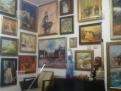 KPD.BG - Продавам Галерия  с 250 маслени  картини