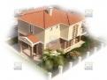 KPD.BG - Парцел УПИ 4.811м2 с работни проекти за 11 къщи