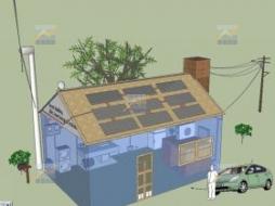 KPD.BG - Энергетическая  независимых умных домов  и зданий